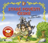 Audiokniha Staré pověsti české