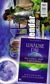 Lunárny kalendár 2015 + Kniha Lunárne dni