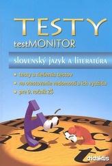 Testy testMONITOR Slovenský jazyk a literatúra