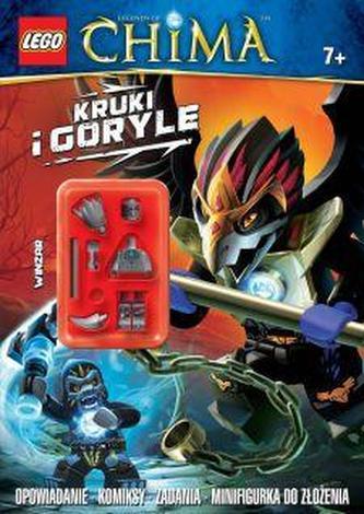 Kruki i Goryle. LEGO Chima ( LNC-203 ) Praca zbiorowa