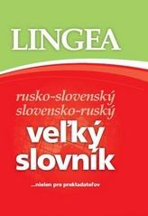Vežký slovník rusko-slovenský slovensko-ruský