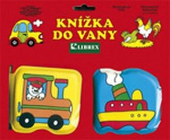 9b7ec75861 Knížka do vany - Vláček + lodička - - Megaknihy.sk