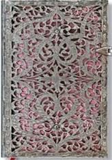 Zápisník - Blush Pink, slim 90x180