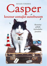 Casper, kocour cestující autobusem - Skutečný příběh čtyřnohého pasažéra