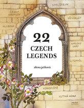 22 Czech Legends / 22 českých legend (anglicky)