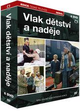 Vlak dětství a naděje - 6 DVD