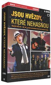 Jsou hvězdy, které nehasnou - 8 DVD