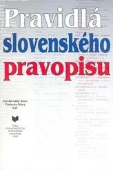 Pravidlá slovenského pravopisu