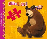 Puzzle Máša a medvěd