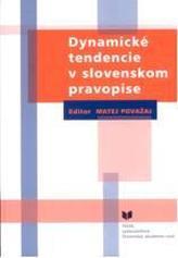 Dynamické tendencie v slovenskom pravopise