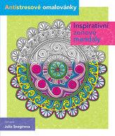 Antistresové omalovánky - inspirativní zenové mandaly