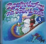 Rozprávky na dobrú noc 3 CD