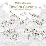 Divoka Savana- Dobrodružstvo maľovania