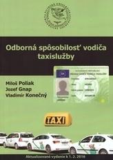 Odborná spôsobilosť vodiča taxislužby, 3. aktualizované vydanie