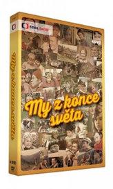 My z konce světa - 4 DVD