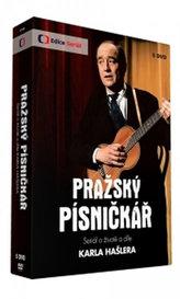 Pražský písničkář - osudy Karla Hašlera - 5 DVD