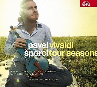Čtvero ročních dob - Šporcl P. - CD Šporcl Pavel
