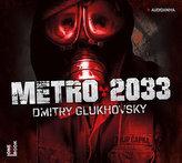 Metro 2033 - 2 CDmp3 (Čte Filip Čapka)