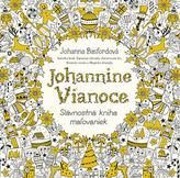 Johannine Vianoce- Slávnostná kniha maľovaniek