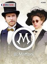 Já, Mattoni - 4 DVD