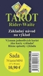 Karty - Tarot Rider Waite-mini (karty + brožúrka)
