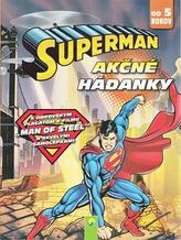 Superman - Akčné hádanky (od 5 rokov)