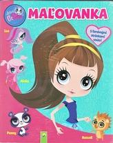 Maľovanka - Littlest PetShop