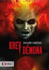 Krev démona - Thriller s děsivým historickým tajemstvím
