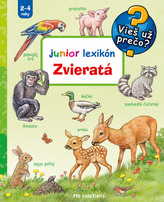 Zvieratá - junior lexikón