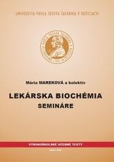 Lekárska biochémia - semináre, 2. vydanie