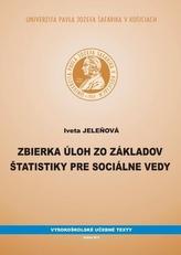 Zbierka úloh zo základov štatistiky pre sociálne vedy
