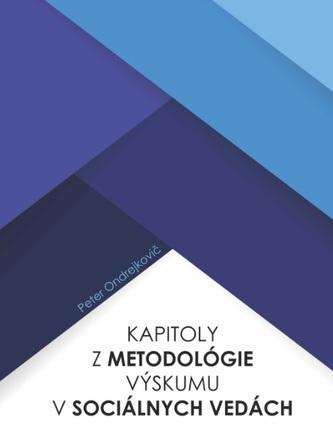 Kapitoly z metodológie výskumu v sociálnych vedách