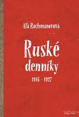 Ruské denníky 1916-1927