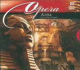 Opera Aida 2CD+DVD