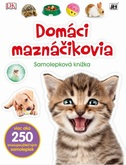 Samolepková knižka - Domáci maznáčikovia