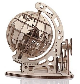 3D puzzle Globus 158 dílků