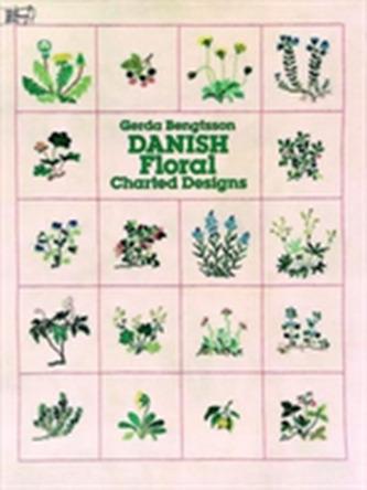 Danish Floral Charted Designs Bengtsson, Gerda