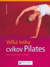 Vežká kniha cvikov Pilates