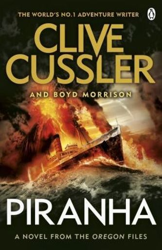 Piranha Clive Cussler