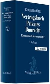 Vertragsbuch Privates Baurecht, M. CD ROM