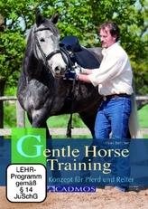 Gentle Horse Training, 2 DVDs
