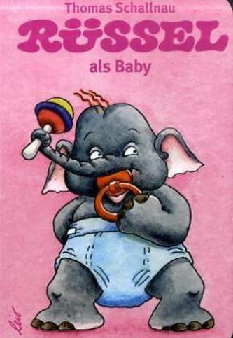 Rüssel als Baby Schallnau, Thomas