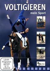 Voltigieren mein Sport, 1 DVD