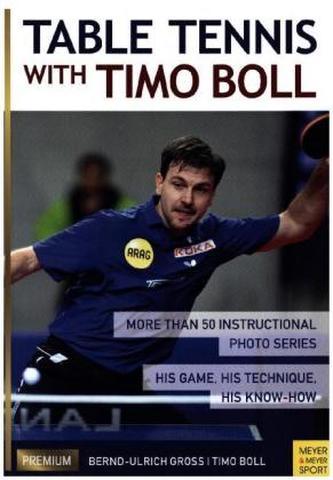 Table Tennis with Timo Boll Boll, Timo