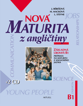 Nová maturita z angličtiny + 2CD