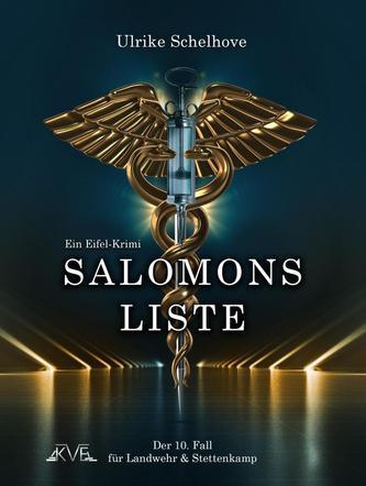 Salomons Liste - Ein Eifel-Krimi Schelhove, Ulrike