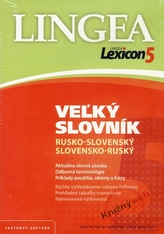 Lexicon5 Vežký slovník rusko-slovenský slovensko-ruský