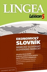 Lexicon5 Ekonomický slovník nemecko-slovenský slovensko-nemecký