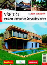 Všetko o stavbe energeticky úsporného domu