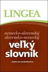 Vežký slovník nemecko-slovenský slovensko-nemecký